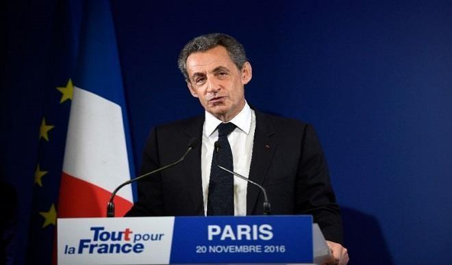 Yan sanda sun kama tsohon shugaban kasar Faransa Sarkozy kan kudin yakin neman zabe